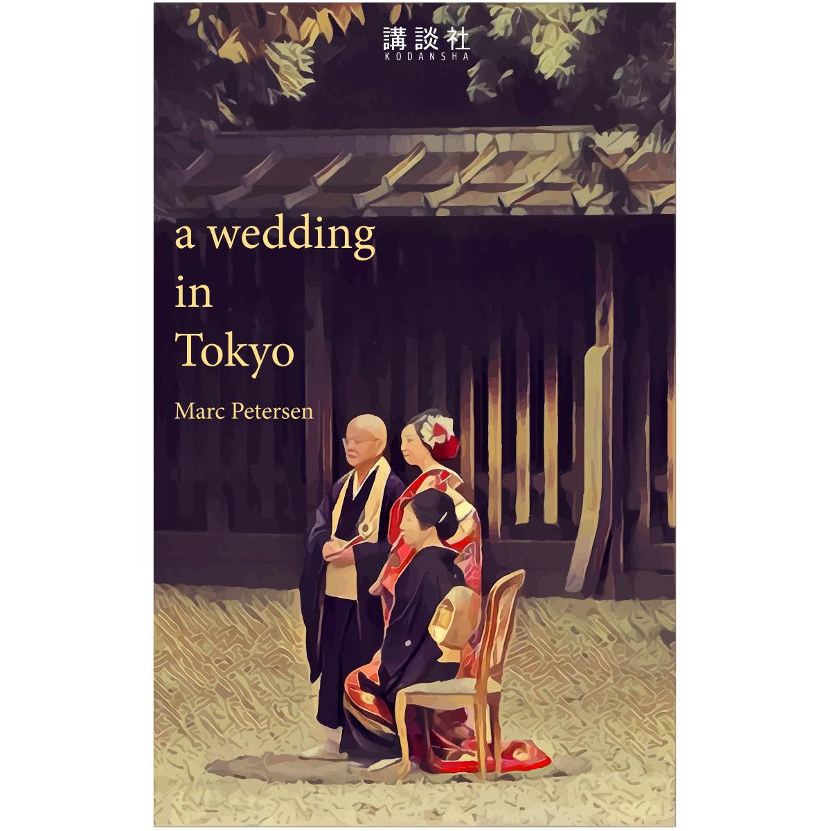 boda en tokio