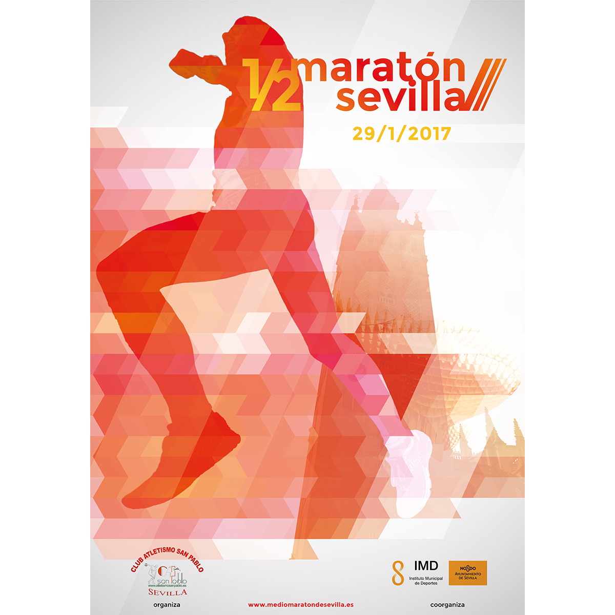 cartel mediomaraton