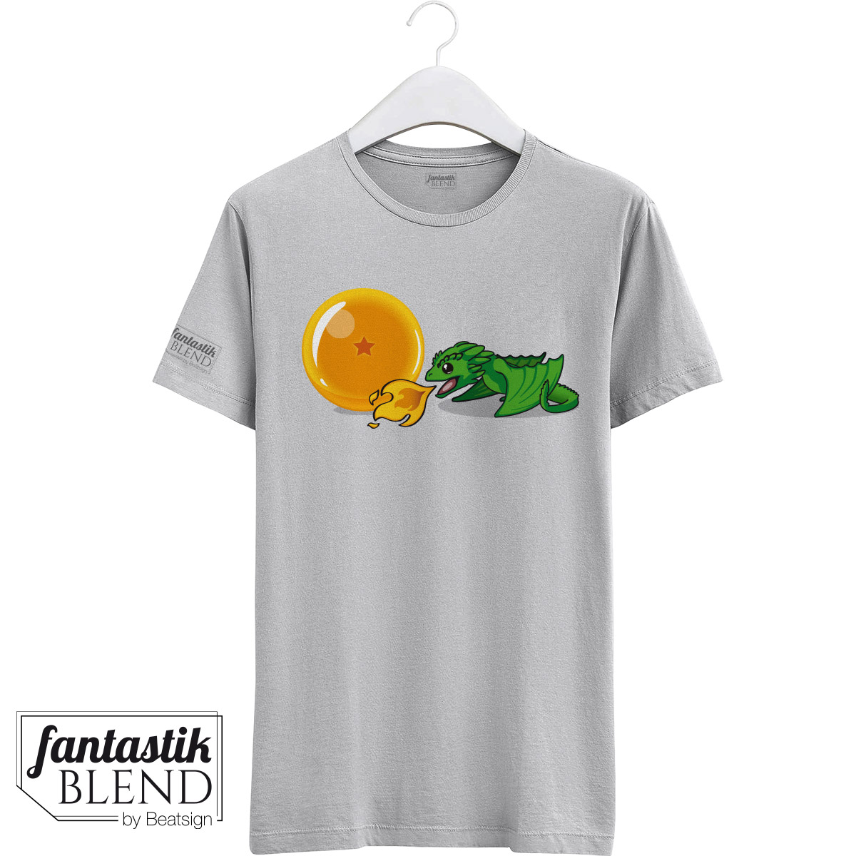 T-shirt-dragonball-beatsign