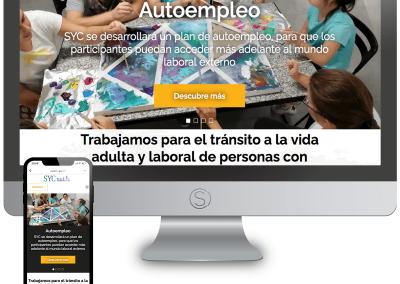 Website Centro SYC