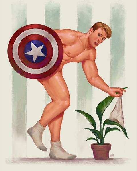 Ilustración de David Talaski